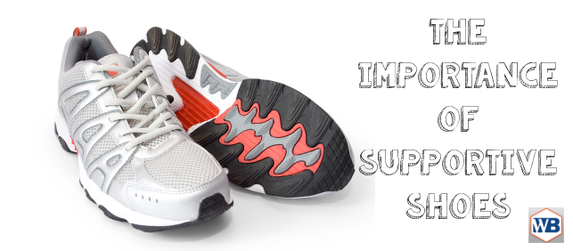 man's jogging shoes isolated on white (contains clipping path)