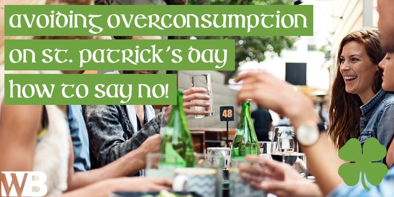 avoiding overconsumption