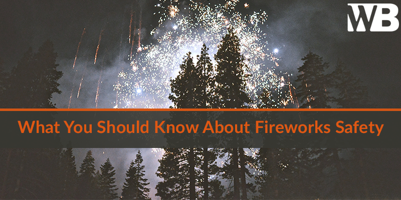 What You Should Know About Fireworks Safety