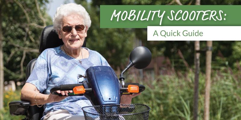 MobilityScootersAQuickQuide